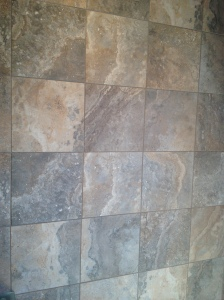 New natural stone tile